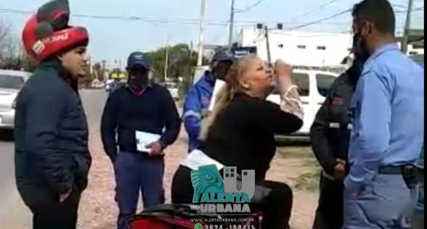 Vecino de Barranqueras disconforme con accionar de la Guardia Urbana Municipal