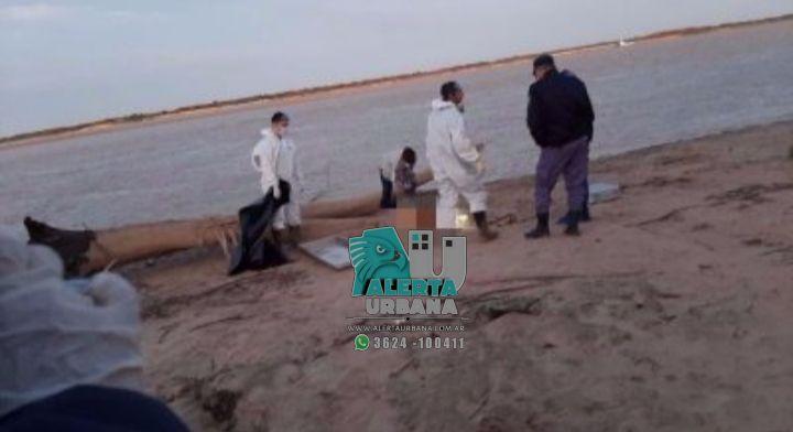 Puerto Vilelas: Investigan el hallazgo de un hombre sin vida en la orilla del río Paraná