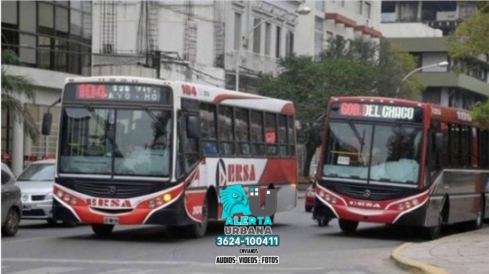 Transporte público: el recorrido en el centro cambia temporalmente por trabajos de bacheo