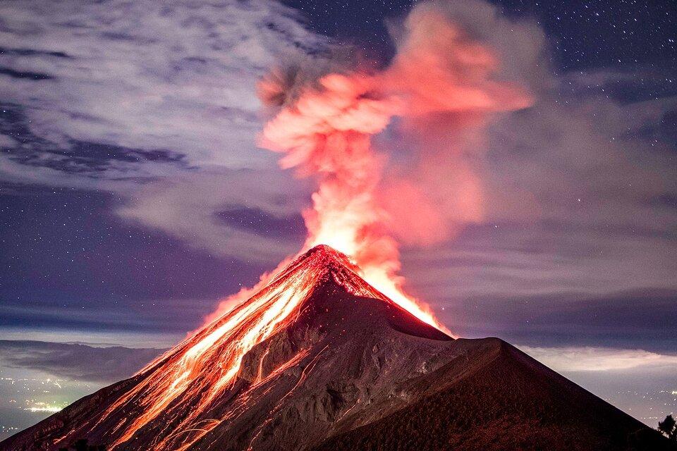 Los volcanes tendrían un rol clave como reguladores de la temperatura de la Tierra