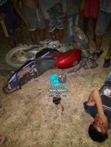 Accidente fatal en Río Muerto