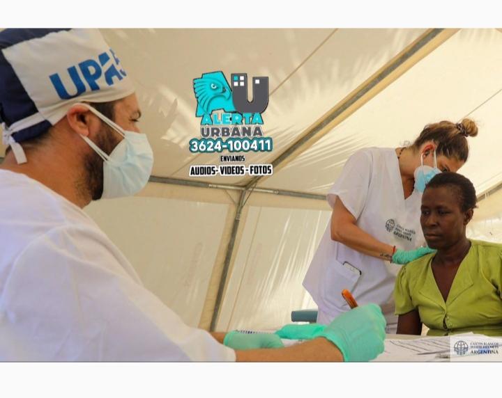 Cascos Blancos continúa con su misión humanitaria en Haití