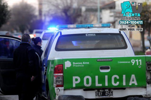 Balearon a una oficial de policía en Virrey del Pino