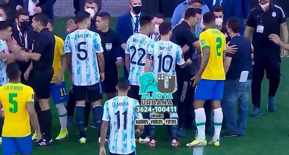 Posibles sanciones por Argentina - Brasil