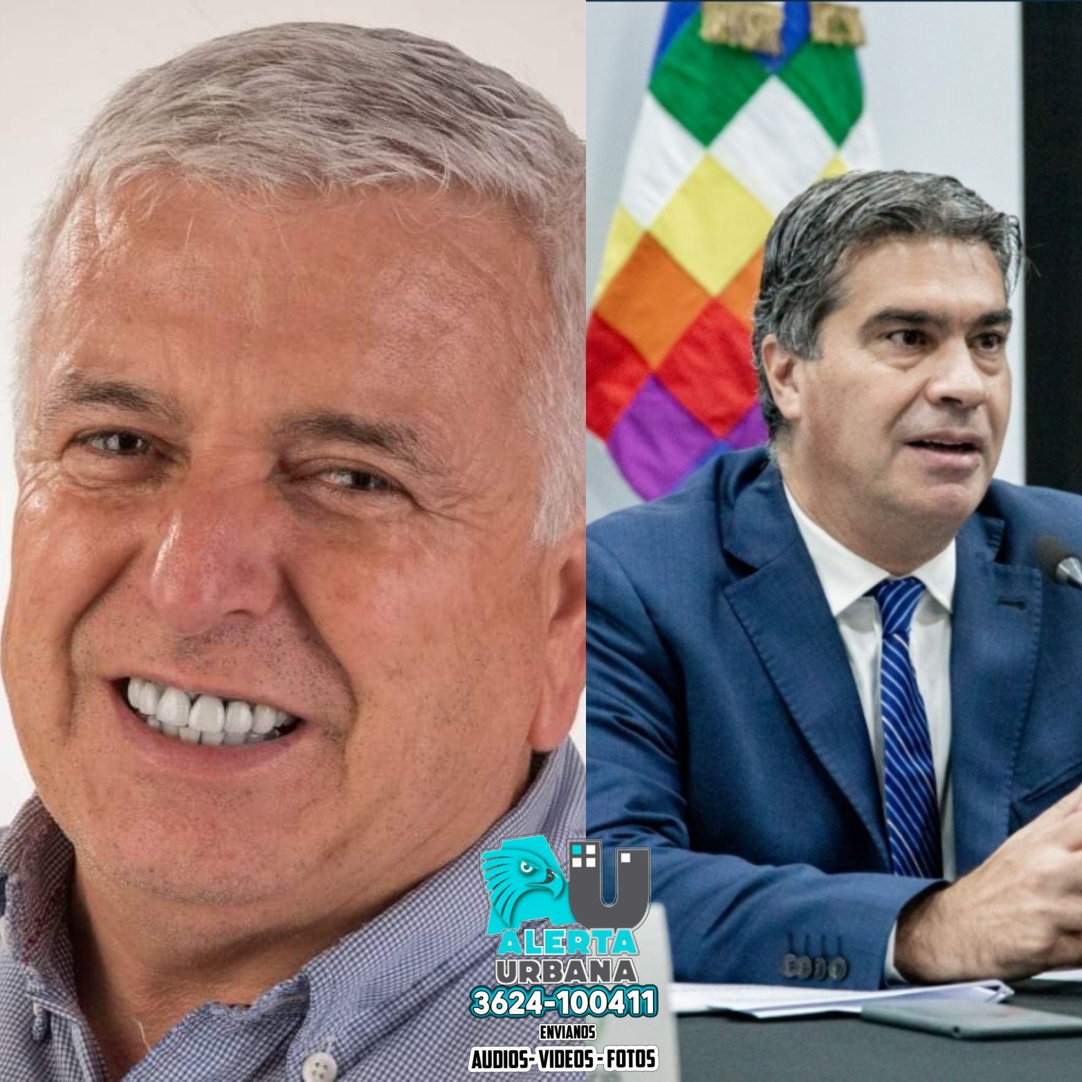 "Juan Carlos Polini: ""Capitanich dice pavadas"""