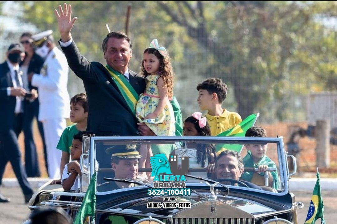 Brasil-Movilización multitudinaria: Bolsonaro mantiene su posición ante la Corte Suprema
