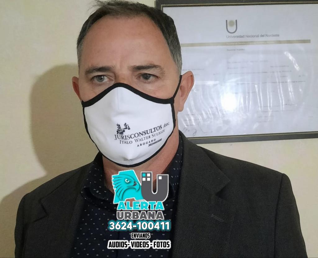 Dr. Italo Suligoy: Julio Wajcman solo promocionó la Fundación No me olvides