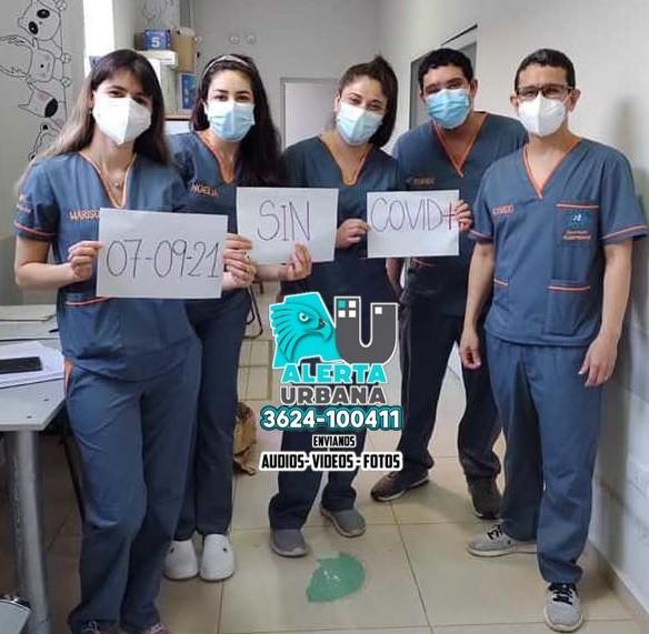 La Unidad Médica de la Uncaus sin  pacientes internados con coronavirus