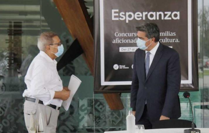 """Jorge Capitanich expresó su """"dolor inmenso"""" por la muerte de Fabriciano"""