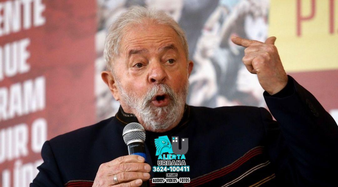 Lula da Silva dijo
