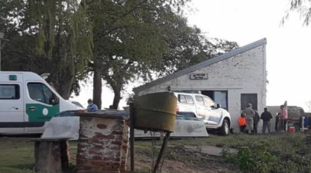 Buscan a dos personas desaparecidas en un naufragio en el Río Paraná