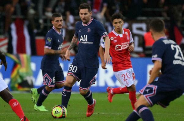 Pochettino confirmó que Messi no jugará para el PSG frente al Clermont