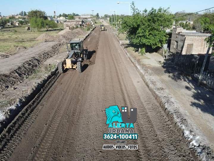 Colonias Unidas: Se dio inicio a las obras de pavimento urbano y desagües pluviales