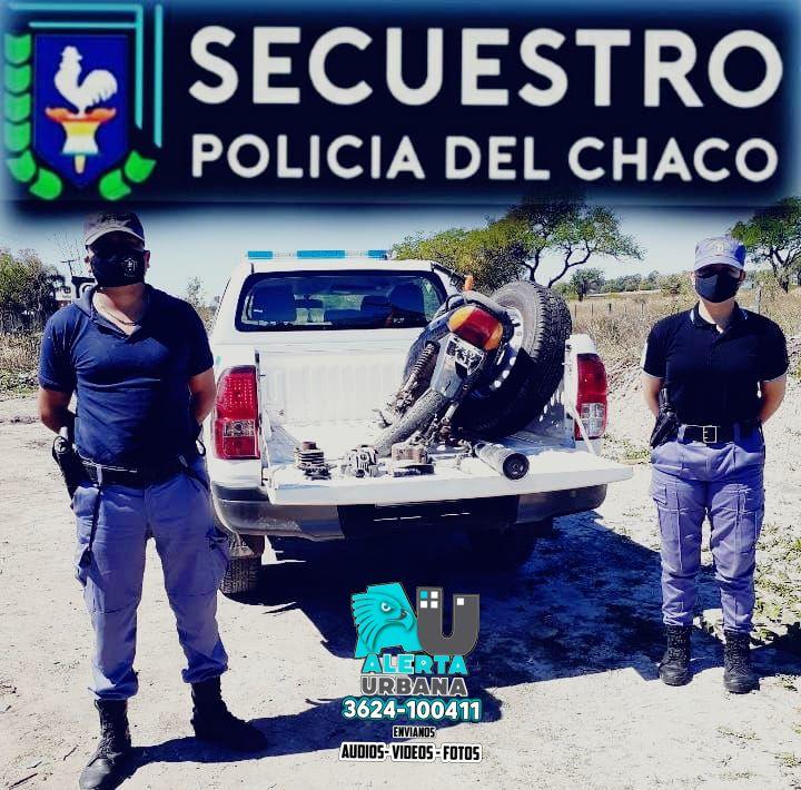 La Comisaría Tercera de Fontana recuperó varias motocicleta en distintos operativos