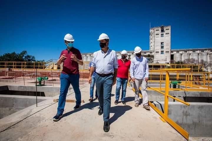 """""""Esta construcción es un orgullo para el país"""