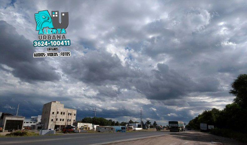 Calurosa y con probabilidad de tormentas así comenzará la semana