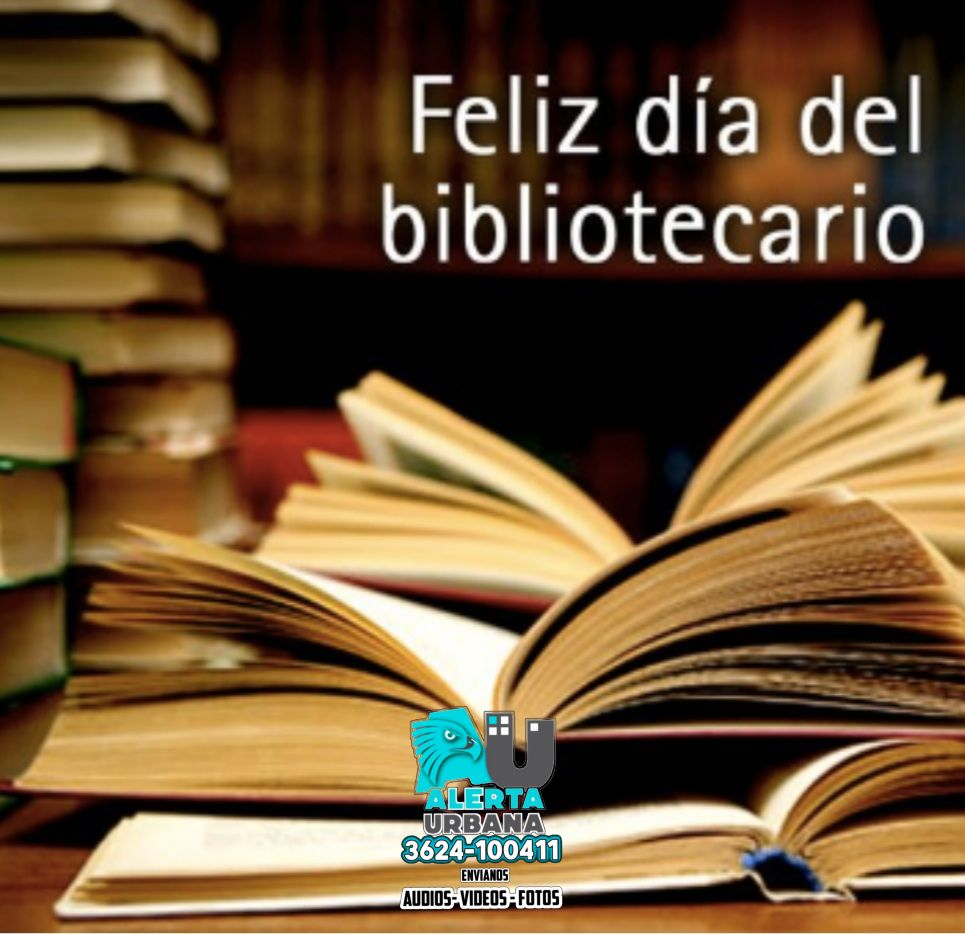 Día del Bibliotecario