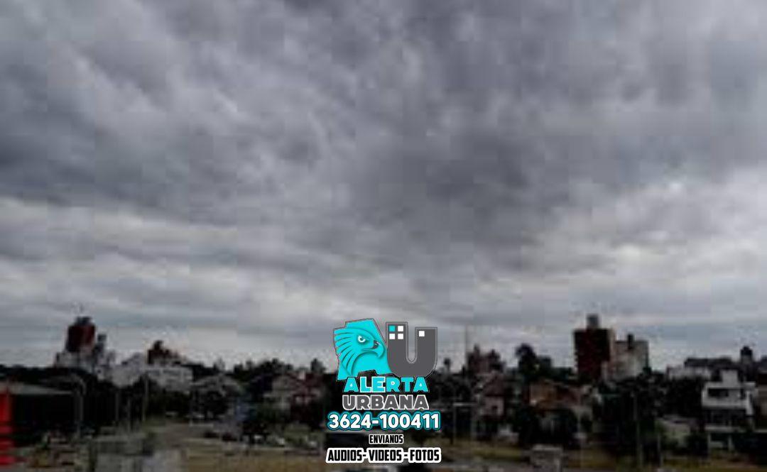 Martes con cielo nublado y probabilidad de lluvias