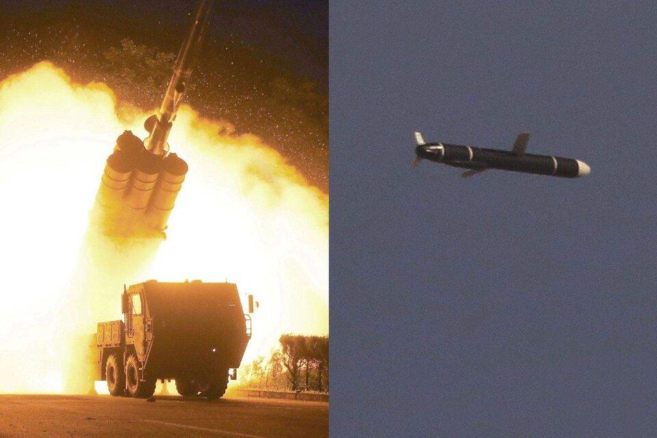Corea del Norte probó un