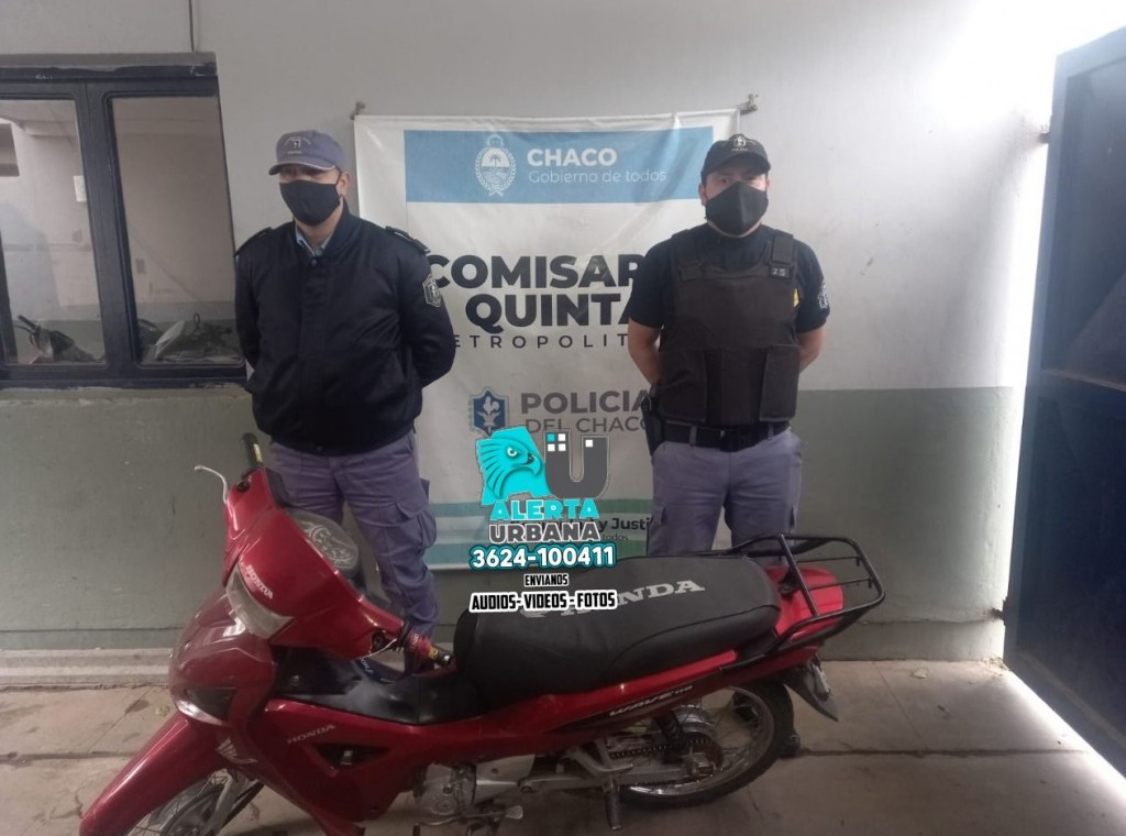 Secuestraron cuatro motos, dos de ellas eran buscadas por la justicia