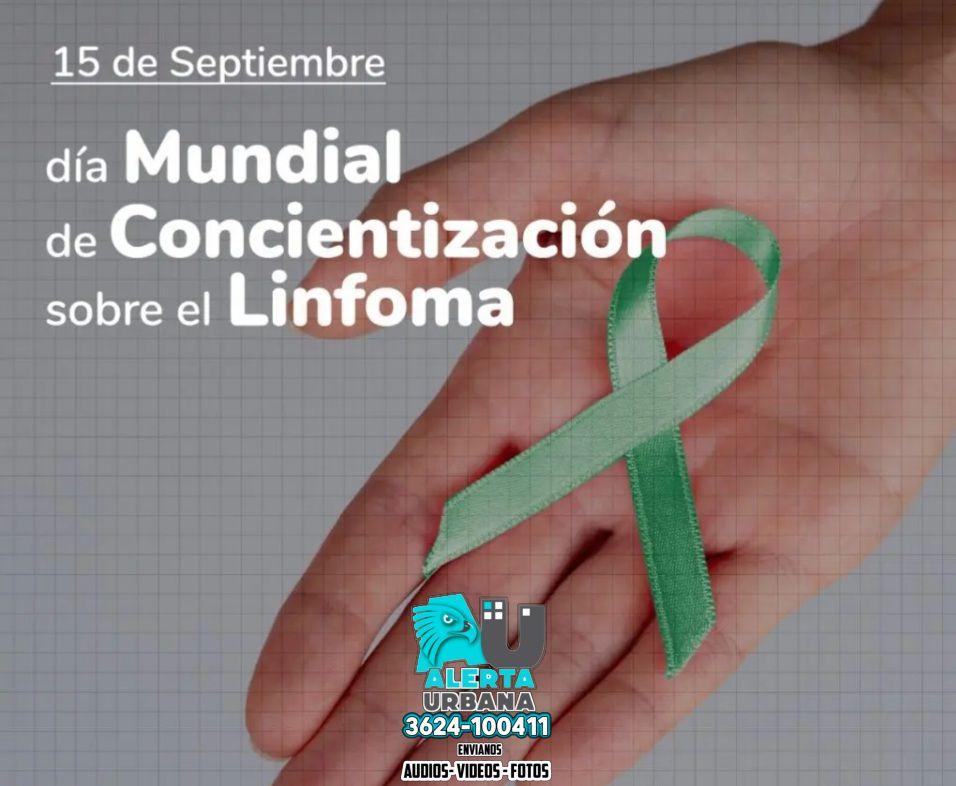 Día Mundial de la concientización sobre el Linfoma