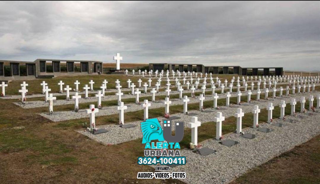 Cuatro soldados argentinos enterrados en Malvinas fueron identificados