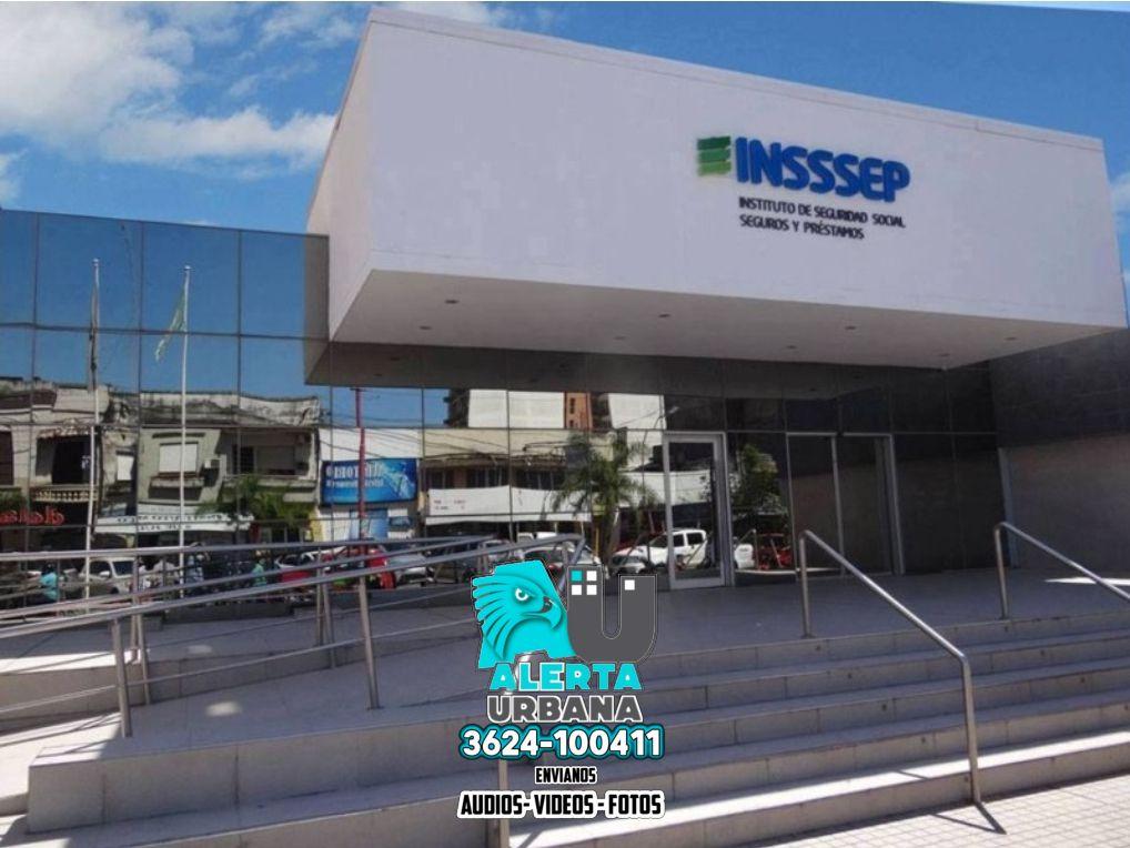 INSSSEP: recaudamos $1000 millones y gastamos $1000 millones por mes