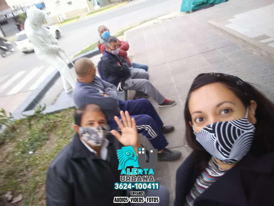 Barranqueras: empleados municipales van al paro por 72 hs