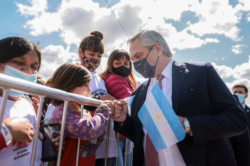 Alberto Fernández: El camino elegido es una reactivación económica veloz