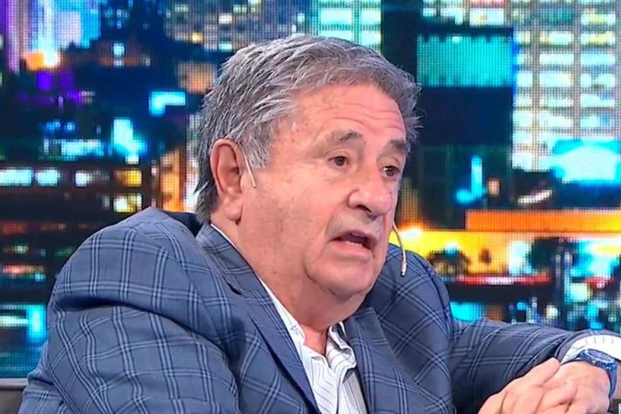 """Eduardo Duhalde: """"Podemos estar en las vísperas de enfrentamientos en las calles"""""""
