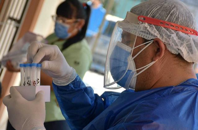 COVID-19: reportan hoy 40 nuevos casos positivos y dos fallecimientos en el Chaco