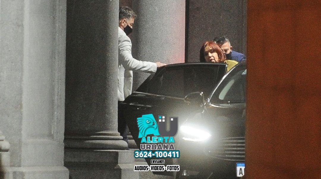 La vicepresidenta llamó a Martín Guzmán y le negó que haya pedido su renuncia
