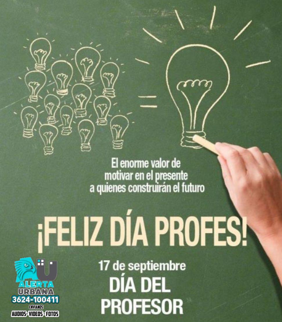 Día del Profesor y Profesora
