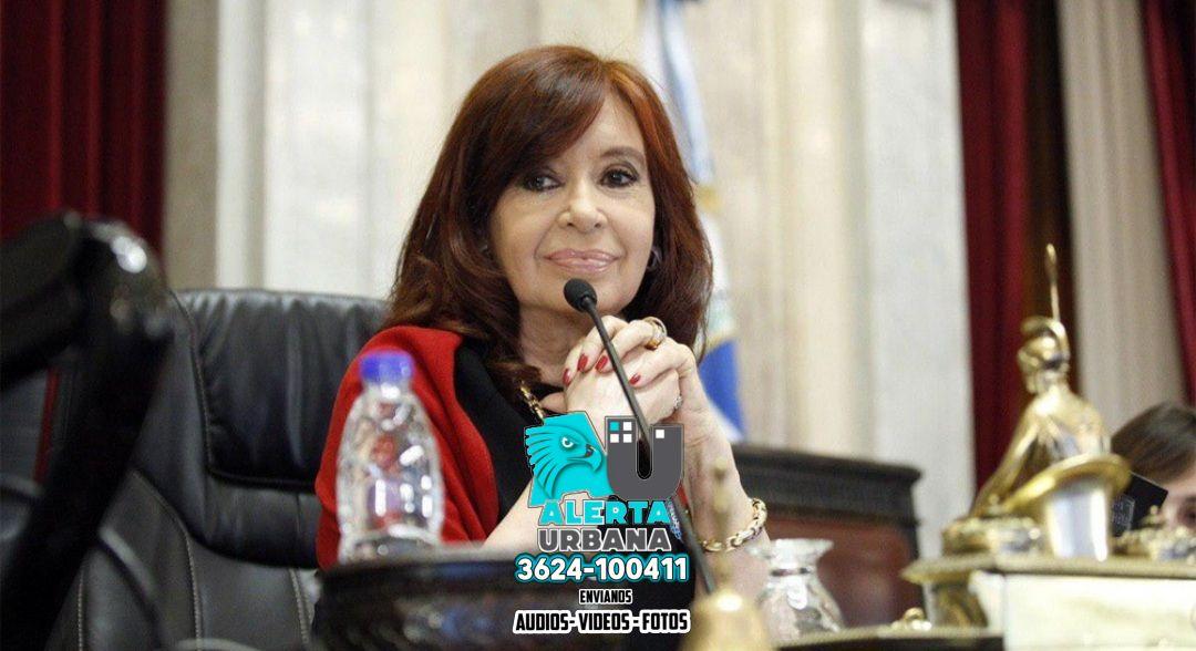 Carta pública de Cristina Fernández de Kirchner