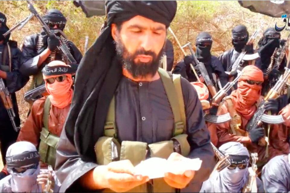 Emmanuel Macron anunció que mataron a Adnan Abu Walid al Sahraoui, líder del ISIS en el Gran Sahara