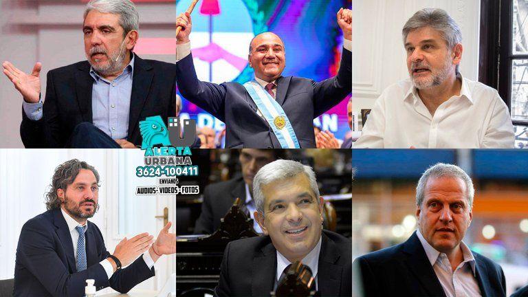 Oficial: Manzur jefe de Gabinete y Aníbal Fernández a Seguridad