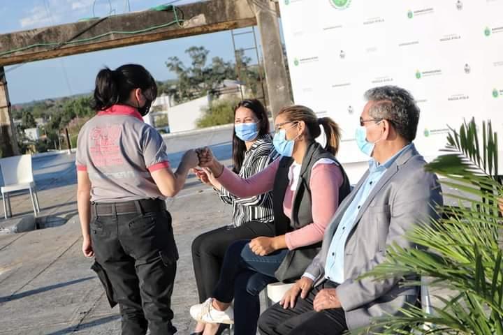 Barranqueras: 12 agentes de la GUM fueron los beneficiados con pases a planta