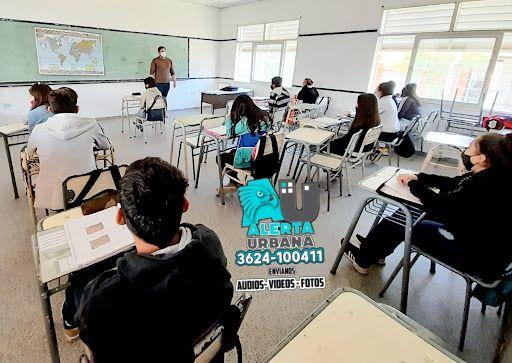Esta vez si, presencialidad plena en toda las escuelas de la provincia