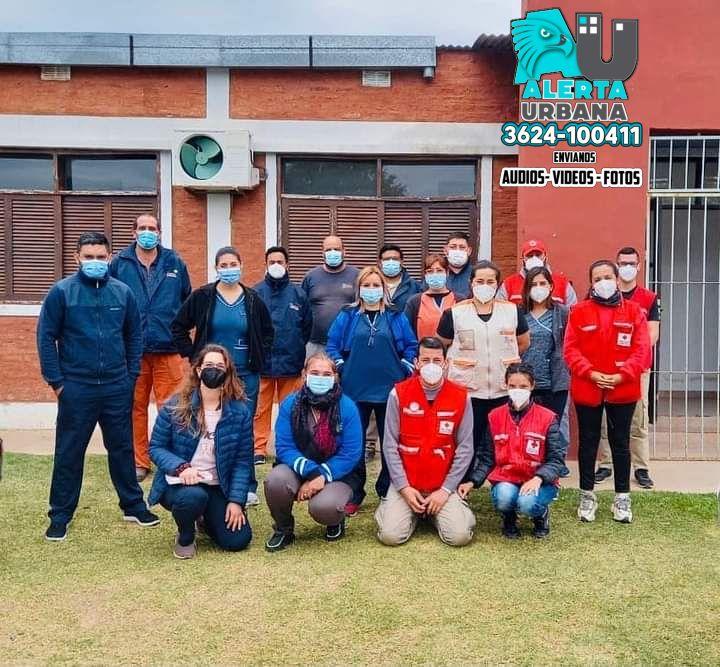 Operativo de asistencia sanitaria integral en Pampa del Indio