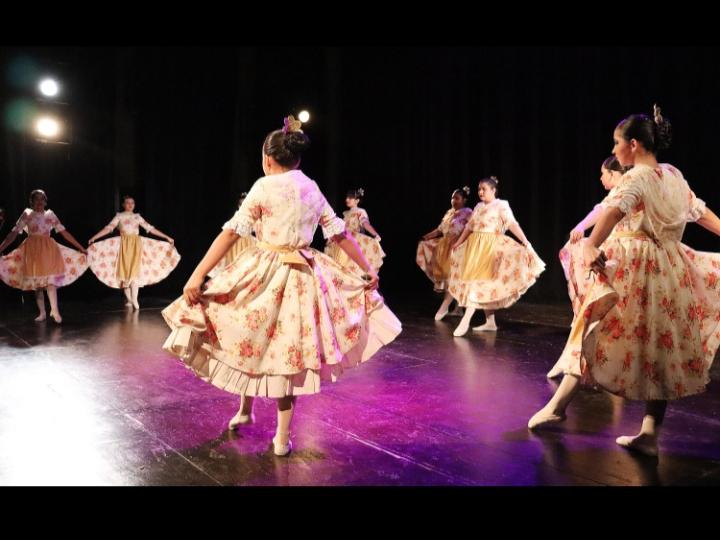35 años de la Escuela Municipal de Danzas Clásicas Internacionales