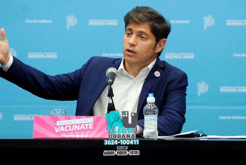 Axel Kicillof realizó cambios en su gabinete