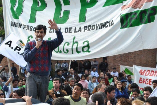 UPCP pide audiencia al gobernador por reclamo de actualización salarial