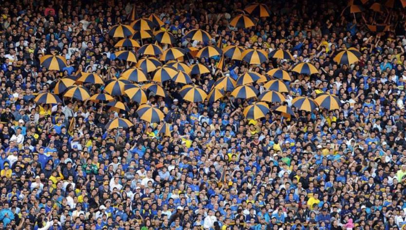 Nuevas medidas: cómo será la vuelta de los hinchas a las canchas de fútbol