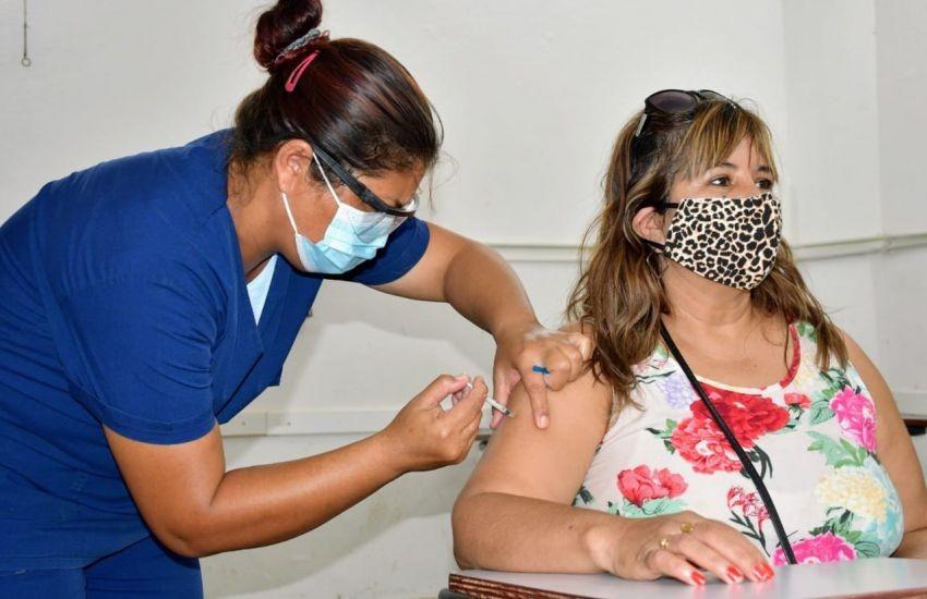 Cronograma de vacunación contra el Covid-19: jueves 23 de septiembre