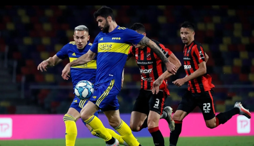 Boca ganó por penales y es semifinalista de la Copa Argentina
