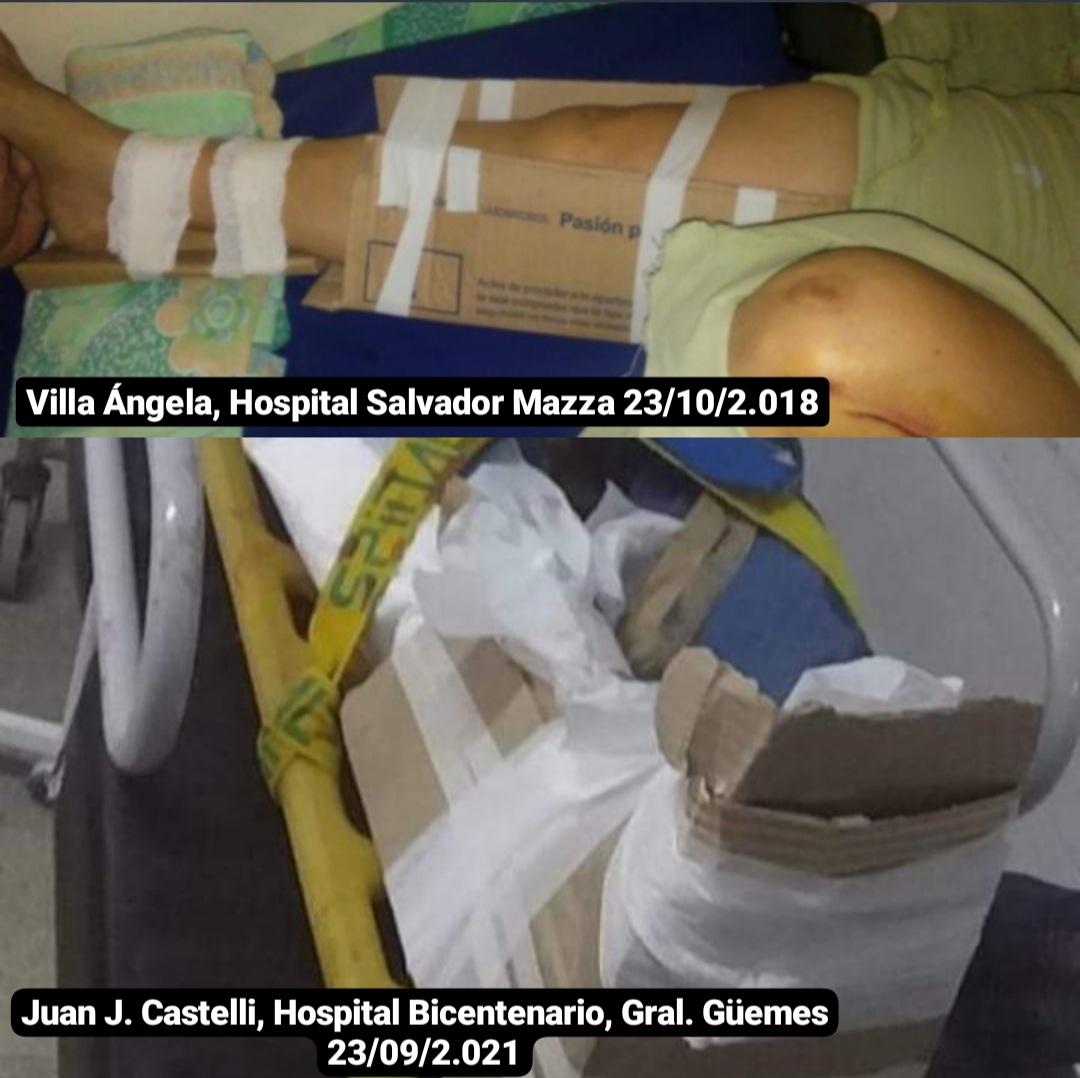 Chaco: ¿Nos preocupa la salud solo en tiempos electorales?