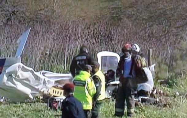 Tragedia en Berazategui: cayó una avioneta y murieron dos personas