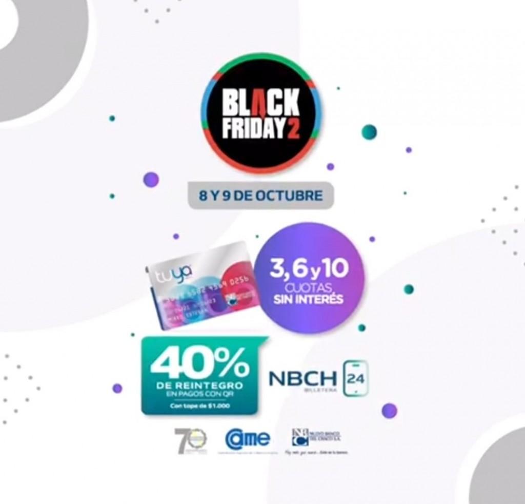 Barranqueras lanzó el Black Friday 2