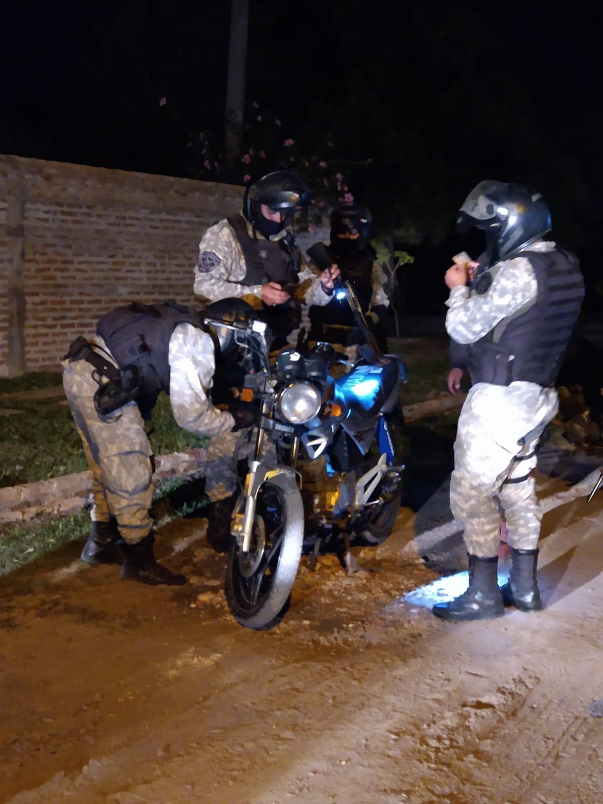 En 24 horas se recuperaron 9 motocicletas robadas