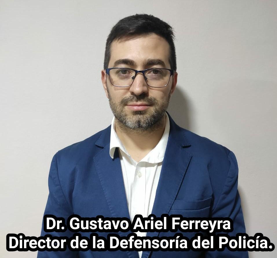 El Defensor de la Policía del Chaco, entró en funciones